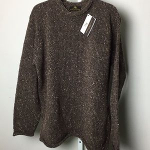 Donegal NWT chunky knit oversized sweater